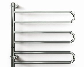 Dryson Flex (curved or straight) electric radiator