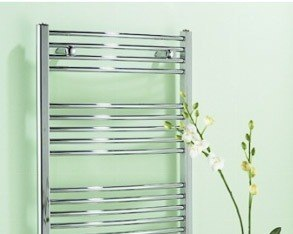 Electric Towel Radiator (curved or straight)